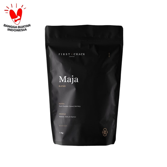 Foto Produk Maja Houseblend 1 Kg dari First Crack Coffee