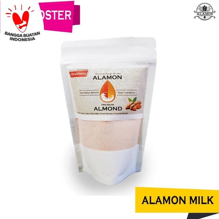 Foto Produk Susu Almond Bubuk (@Alamon milk) / Susu Nutrisi Kulit dan Otak dari Alamon