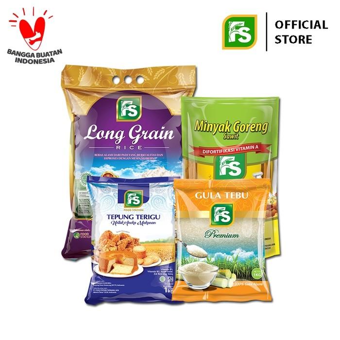 Foto Produk FS Paket sembako 2 dari Food Station