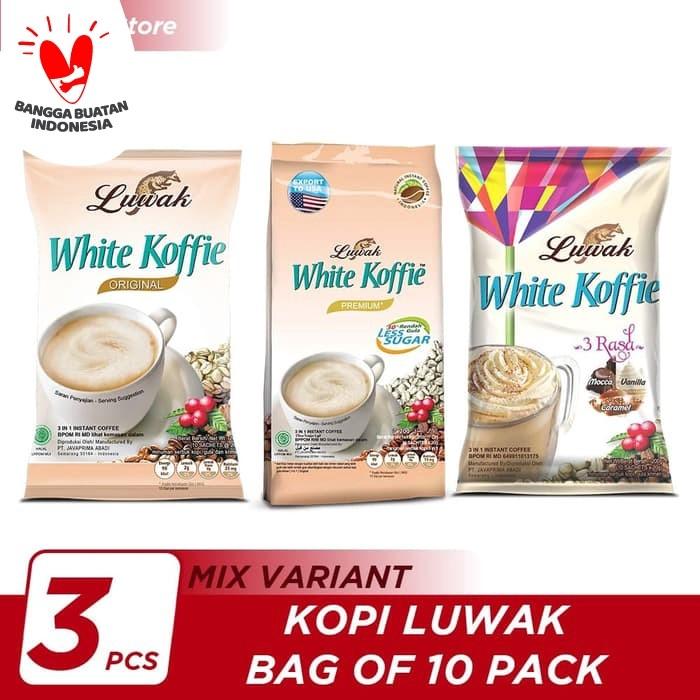 Foto Produk Kopi Luwak Bag of 10 Pack dari Kopi Luwak Official