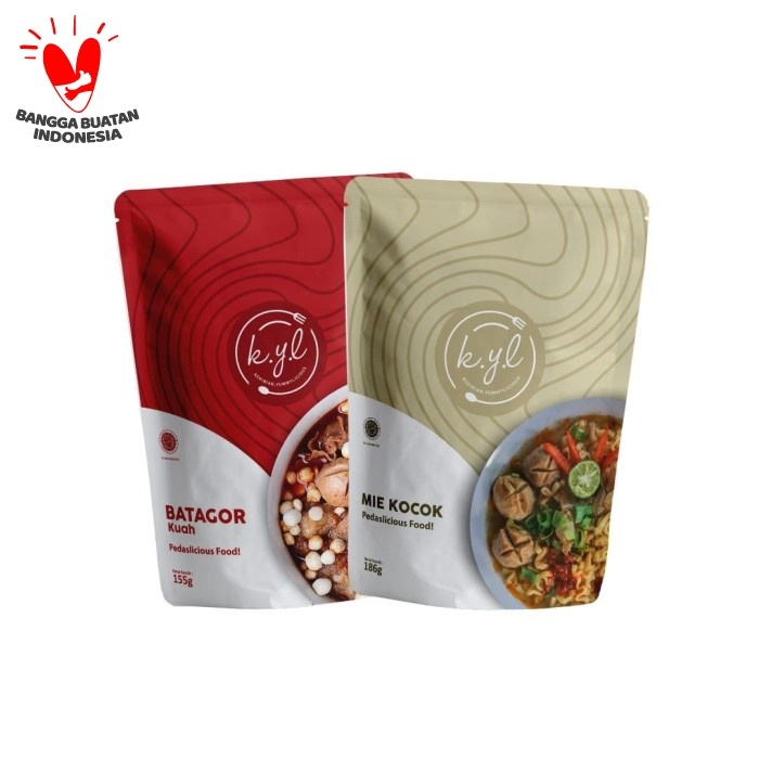 Foto Produk Paket Batagor-Mie Kocok k.y.l Kylafood dari kylafood
