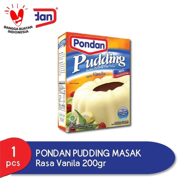 Foto Produk Pondan Pudding masak vanilla dari Pondan Food