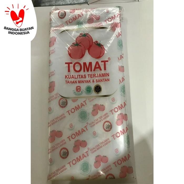 Foto Produk Plastik 1/2 kg / 1/2kg / 12x25 / 12 x 25 / PE Tomat / Es Minuman Air dari Ben Motoshop