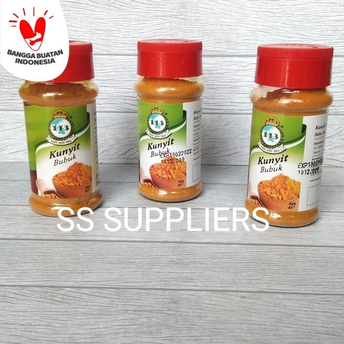 Foto Produk Kunyit Bubuk / Tumeric Powder dari SS Suppliers F&B Jakarta