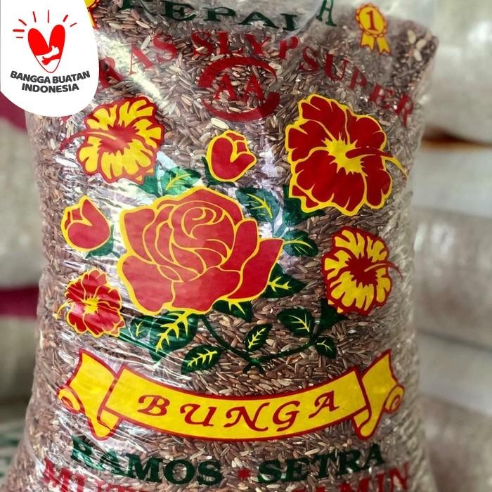 Foto Produk BERAS MERAH HIGH QUALITY 5KG - Sosoh dari Beras Prima Sari