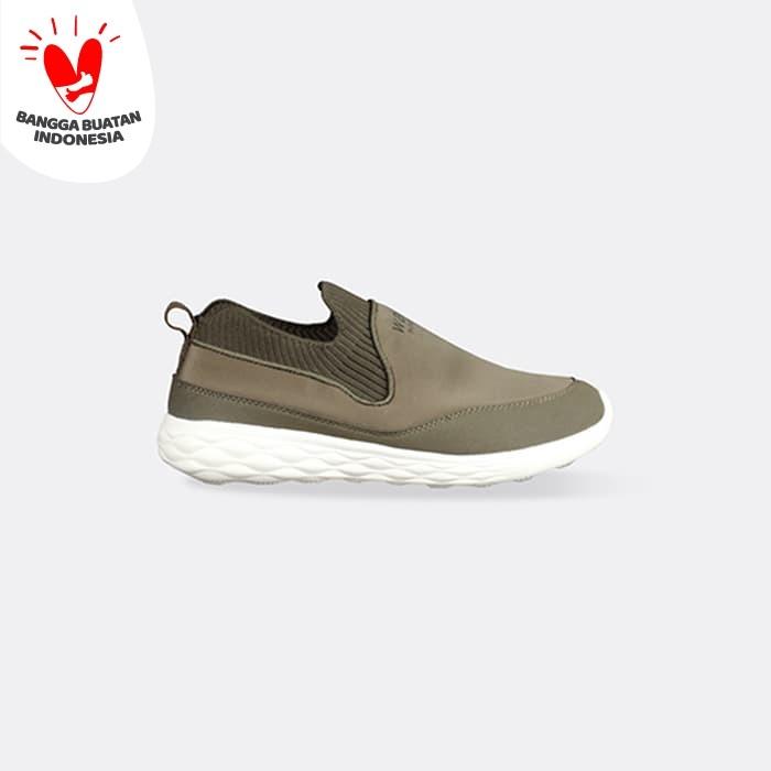 Foto Produk Footwear Men Wakai FM01911 ARUTO Olive/White - 42 dari Wakai Official Store