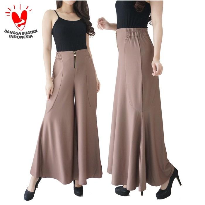 Foto Produk Celana Kulot Duyung Posey / Celana Panjang Wanita / Long Pants / 1478 dari Sonia Garment