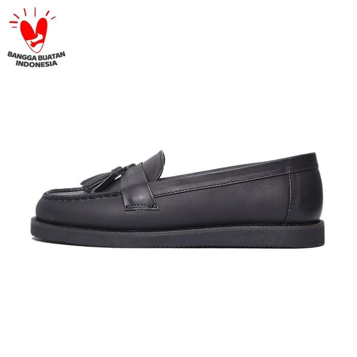 Foto Produk AMBLE - Sepatu Wanita - Kara Black dari AMBLE