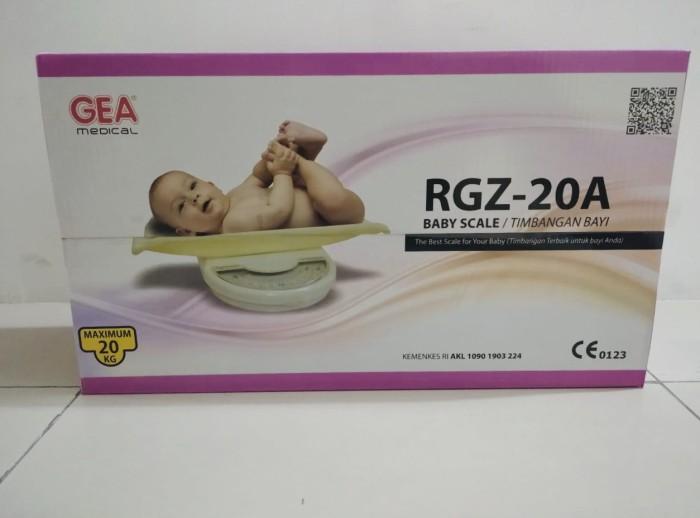 Foto Produk Timbangan Bayi GEA RGZ-20A / Baby Scale Manual RGZ 20A / BR RGZ20A dari Gudang Sehat Store