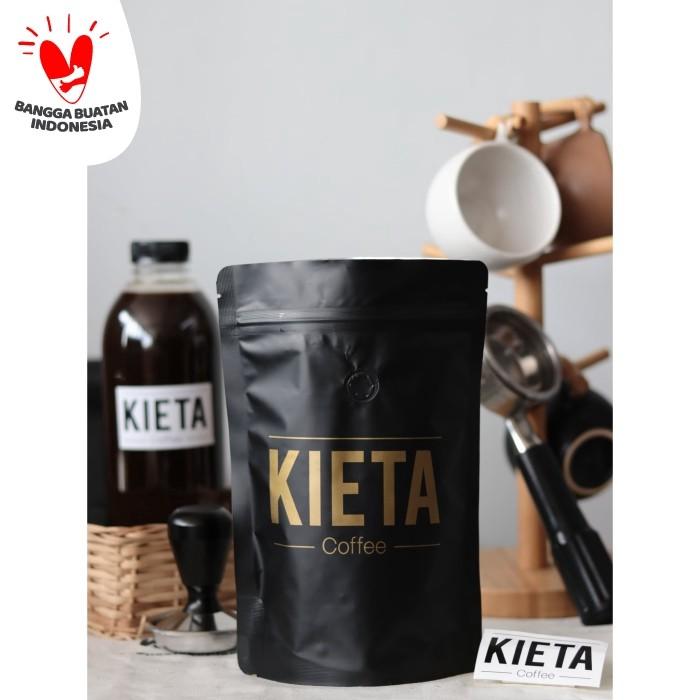 Foto Produk Kopi Fine Robusta Aceh Gayo by Kieta Coffee 250gr - Biji Kopi - Biji dari Kieta_coffee