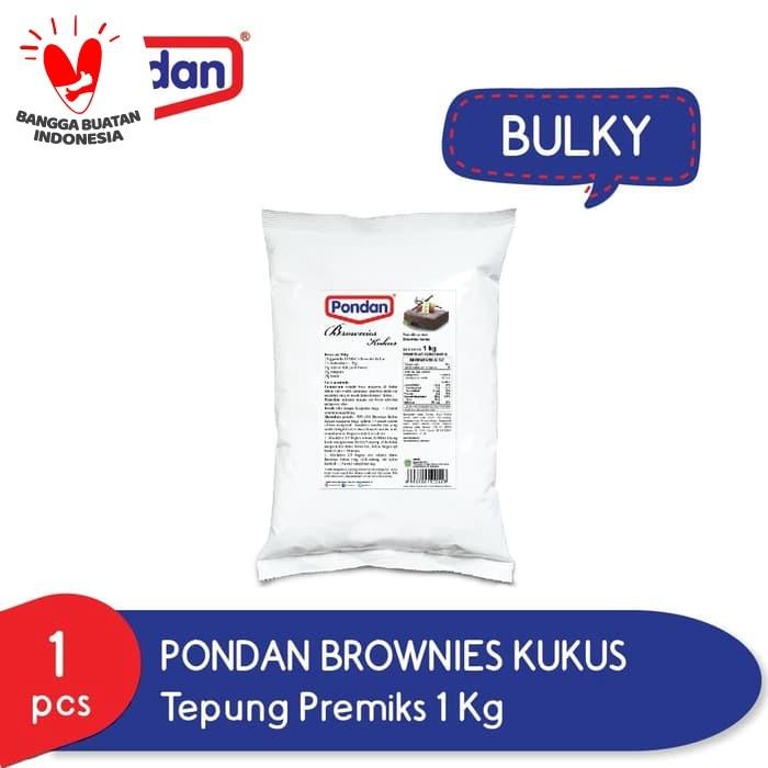 Foto Produk Pondan Brownies kukus (bulky) dari Pondan Food