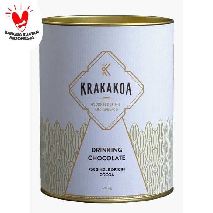 Foto Produk Drinking Chocolate, 75% Single Origin Cocoa dari Krakakoa Official