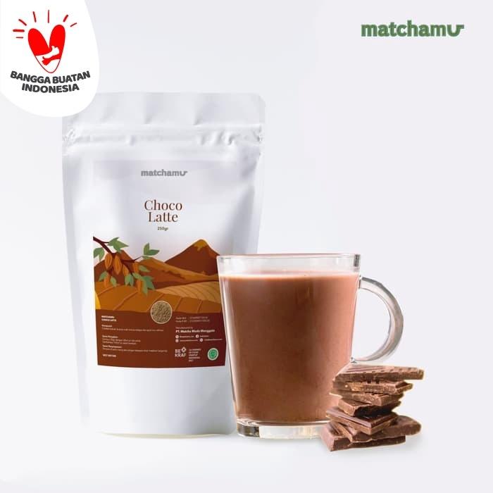 Foto Produk Choco Latte 250gr dari matchamu