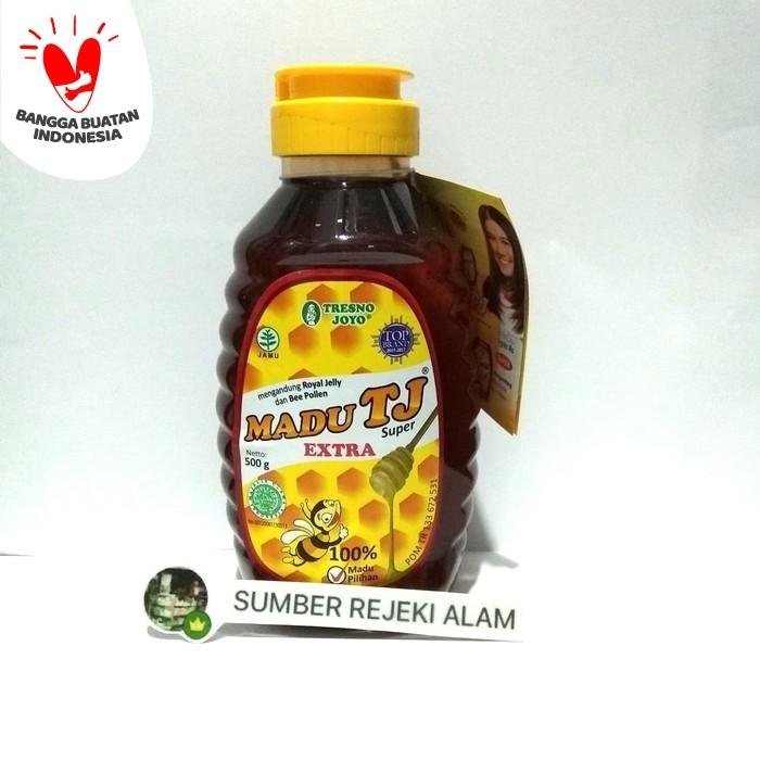 Foto Produk Madu Super / Extra Tj 500 gram Tresno Joyo Ukuran Besar dari SUMBER REJEKI ALAM