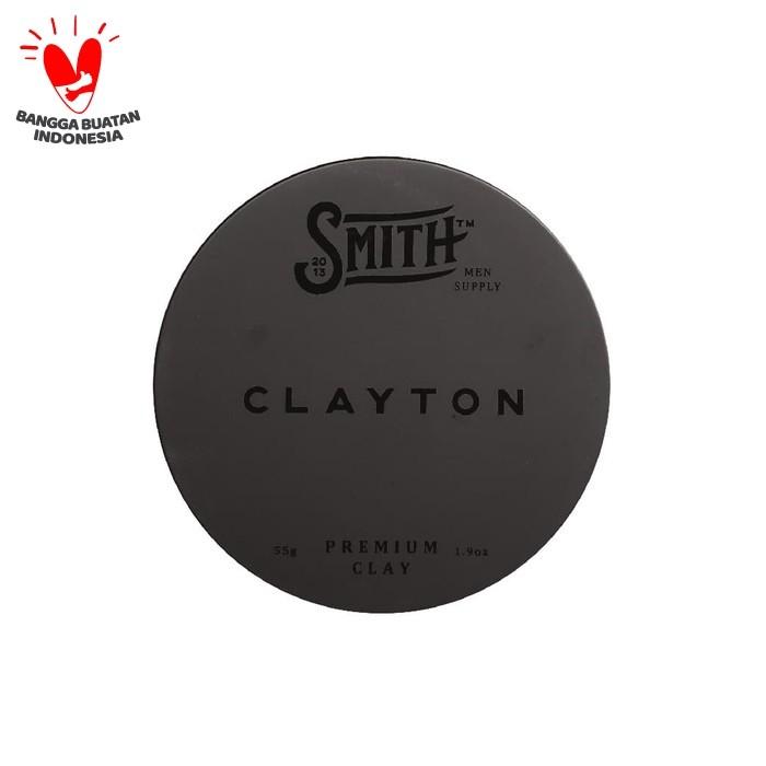 Foto Produk SMITH Hair Clay Clayton 55gr dari SMITH Men Supply