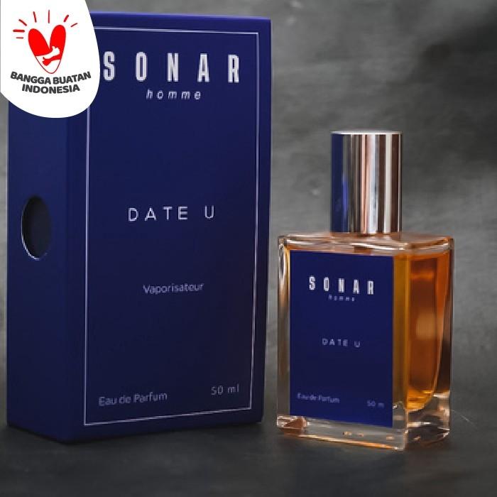 Foto Produk SONAR Perfume - DATE U 50ml dari Sonaridn
