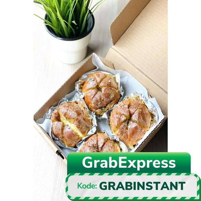 Foto Produk Korean Garlic Cheese Bread dari momomaru
