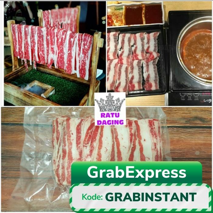 Foto Produk USA beef slice / Daging Sapi Slice Tipis @1Kg - SUPER DEAL!!! dari Ratu Daging