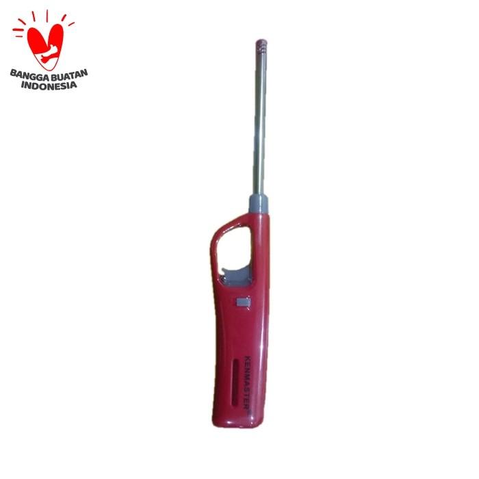 Foto Produk KENMASTER Gas Lighter A / Korek Api Gas Pemantik Kompor dari Palugada Distribusi