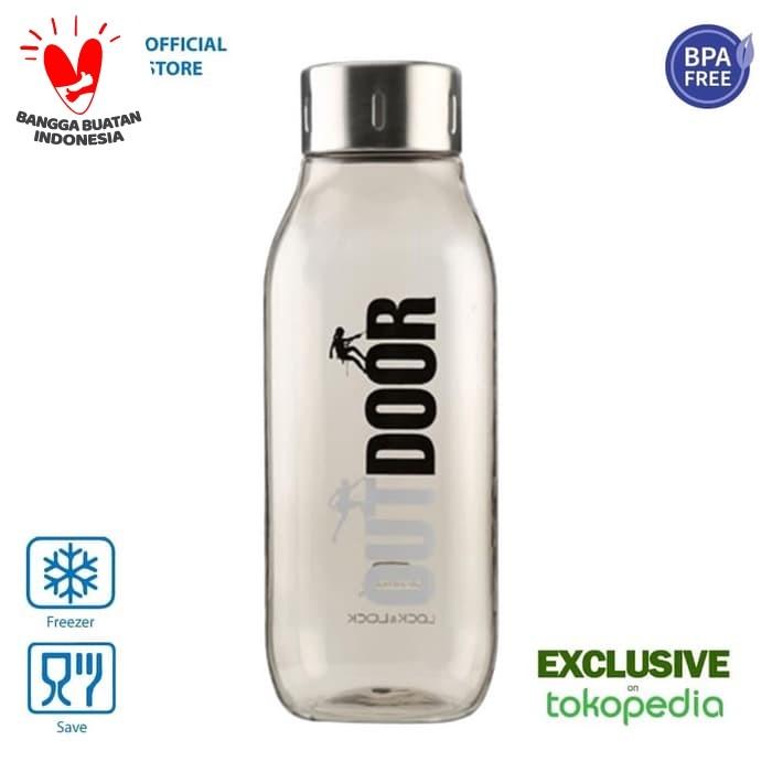 Foto Produk LOCK & LOCK Exclusive Outdoor Water Bottle 900ml - Cokelat dari LocknLock Official