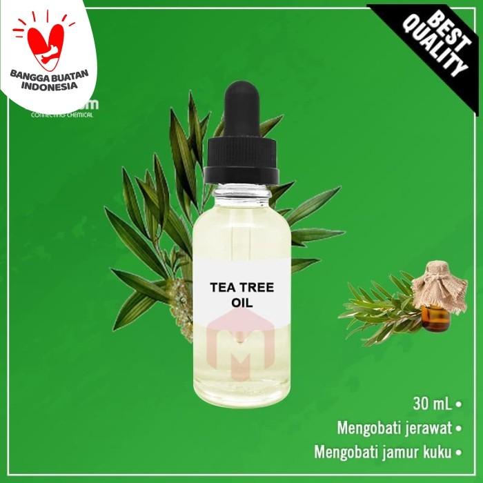 Foto Produk Tea Tree Oil 30ml - Cosmetic Grade dari Maximum Chemical