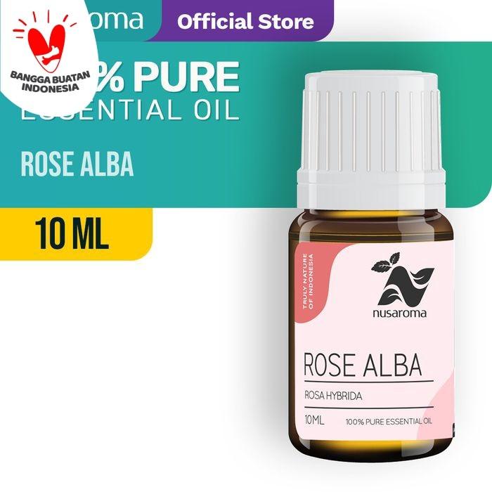 Foto Produk Rose Essential Oil (Minyak Mawar) 10 ml | 100% Pure & Natural dari Nusaroma