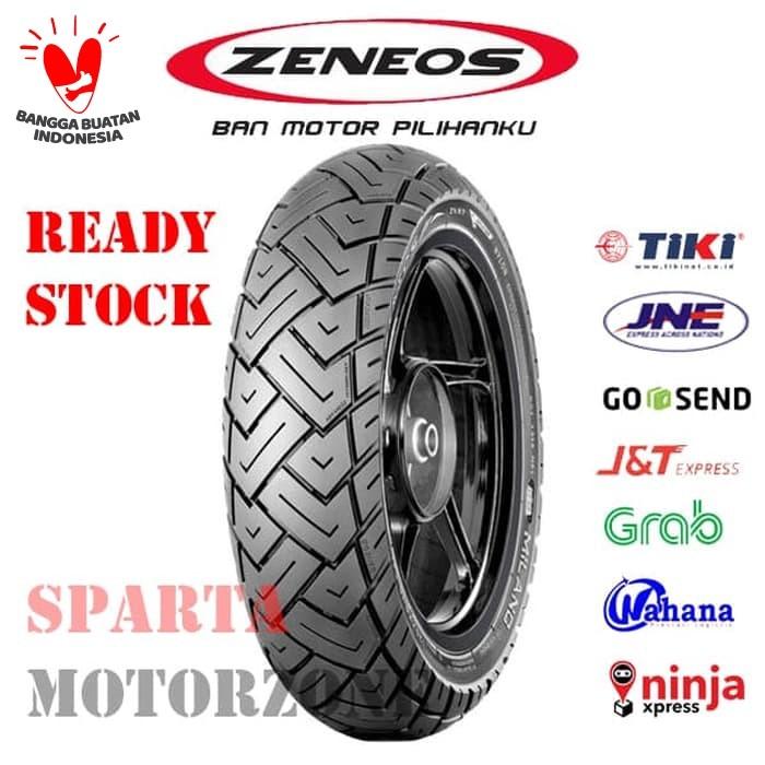 Foto Produk Ban Tubeless ZENEOS MILANO ZN87 120/70-10 dari Sparta Motorzone