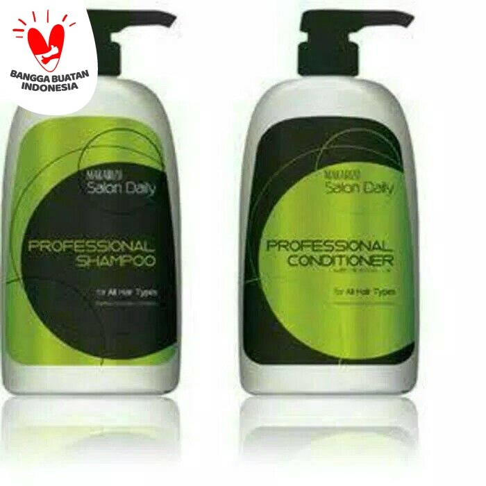Foto Produk Makarizo Salon Daily Shampoo dan Conditioner dari al_ayubi supplier