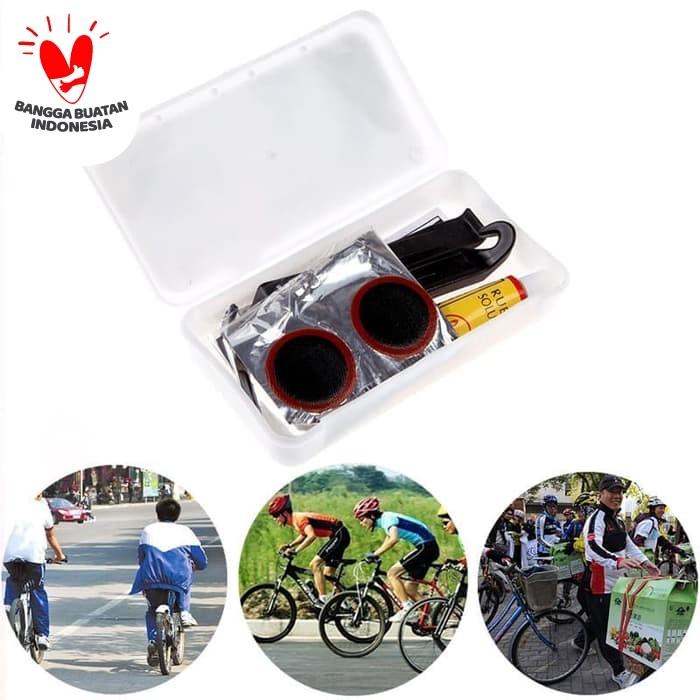 Foto Produk Peralatan Portable Tambal Ban Sepeda dari SJ Bike