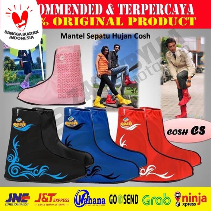 Foto Produk COSH Cover Shoes   Jas Hujan   Mantel Sepatu dari ZackyBylla Shop