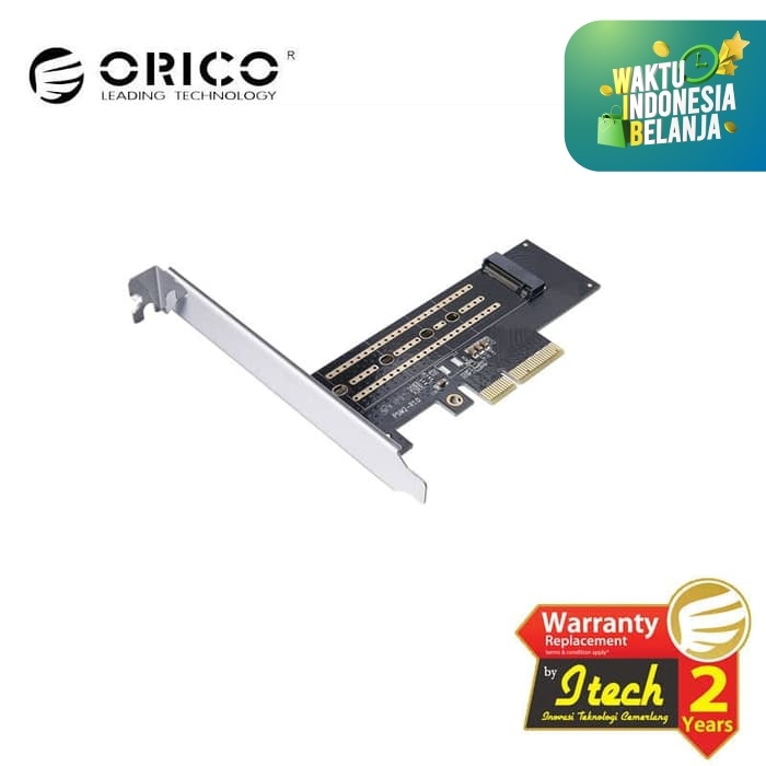 Foto Produk ORICO PSM2 M.2 NVME to PCI-E 3.0 X4 Expansion Card dari ORICO INDONESIA