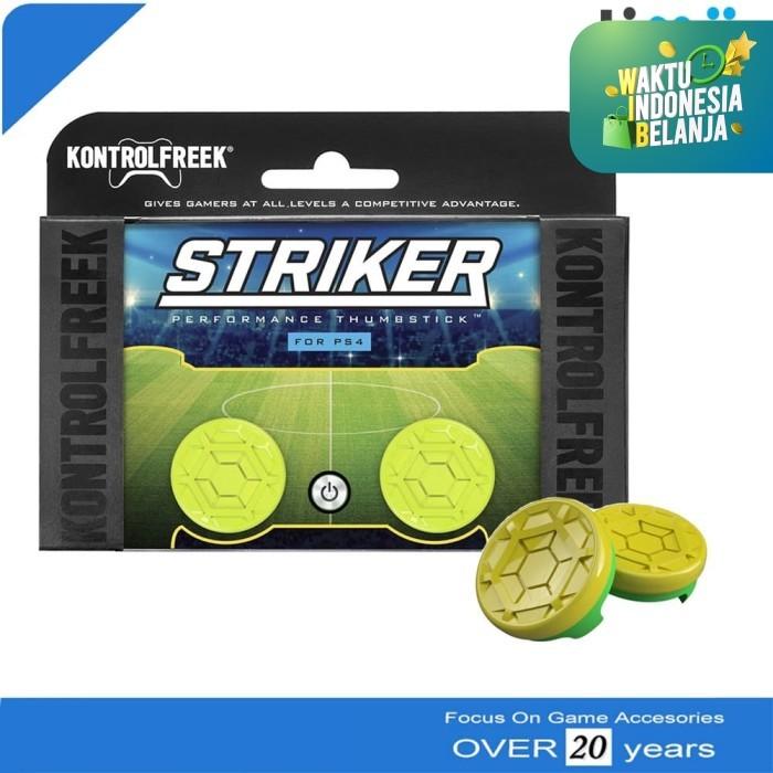 Foto Produk Kontrol Freek FPS Thumb Grip Stik Stick PS4 Striker dari Timur Game Shop
