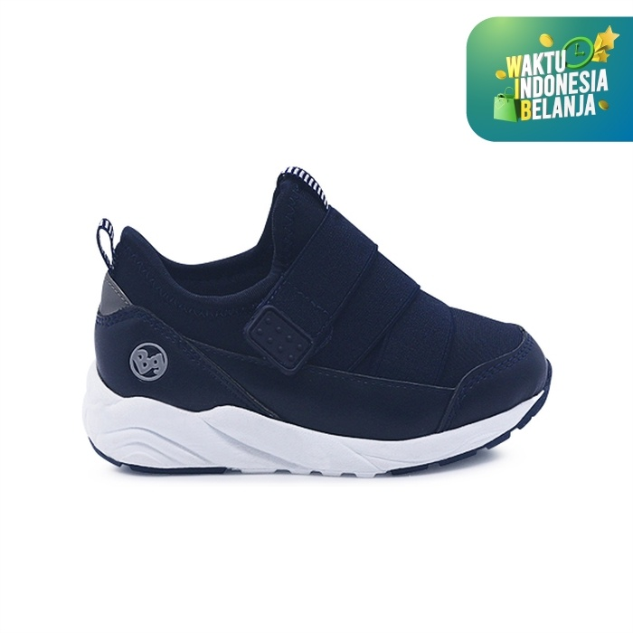 Foto Produk BUBBLE GUMMERS Sepatu Anak Laki-Laki PETER Navy - 1819208 - 24 dari Bata Official Store