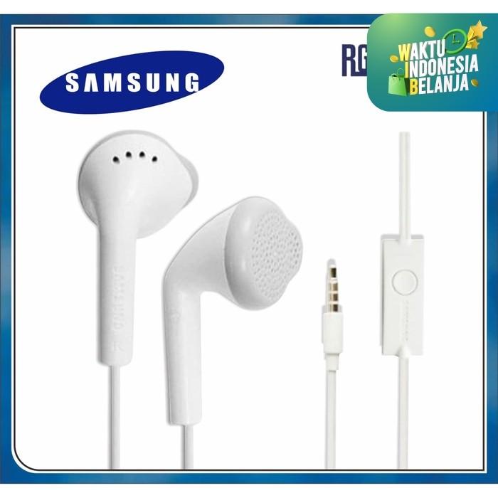 Foto Produk headset / earphone / handsfree SAMSUNG ORIGINAL 100% non PACK dari RG AKSESORIS HP