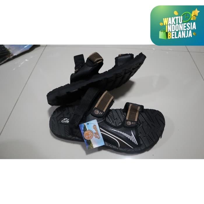 Foto Produk Sandal Gunung Elastis Sendal Jepit outdoor Ardiles Model eiger MS.02 - Merah, 39 dari lbagstore
