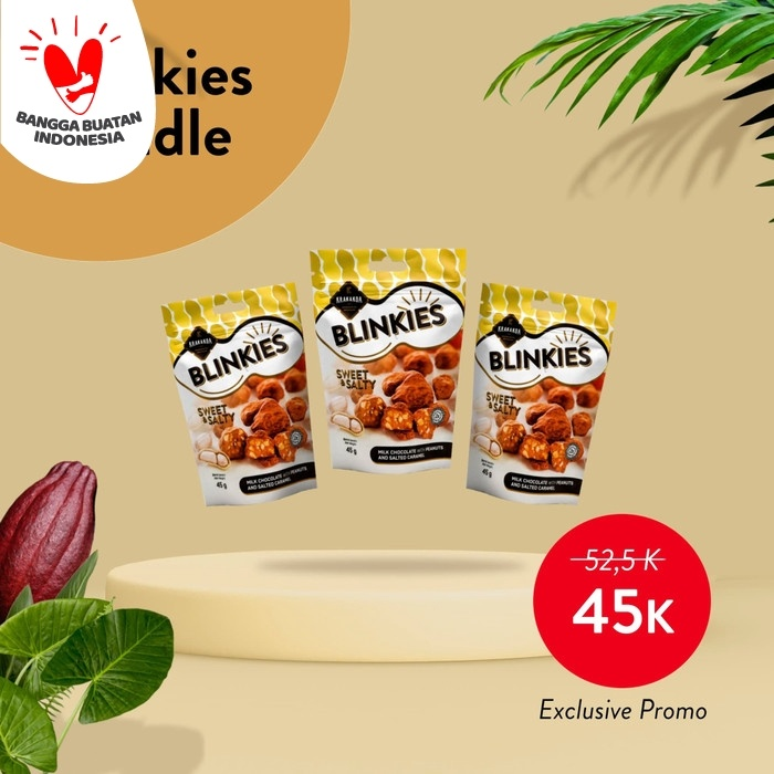 Foto Produk Krakakoa Blinkies Bundle dari Krakakoa Official