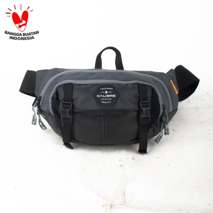 Foto Produk Kalibre Waist Bag Logic 3L 921138045 dari Kalibre Official Shop
