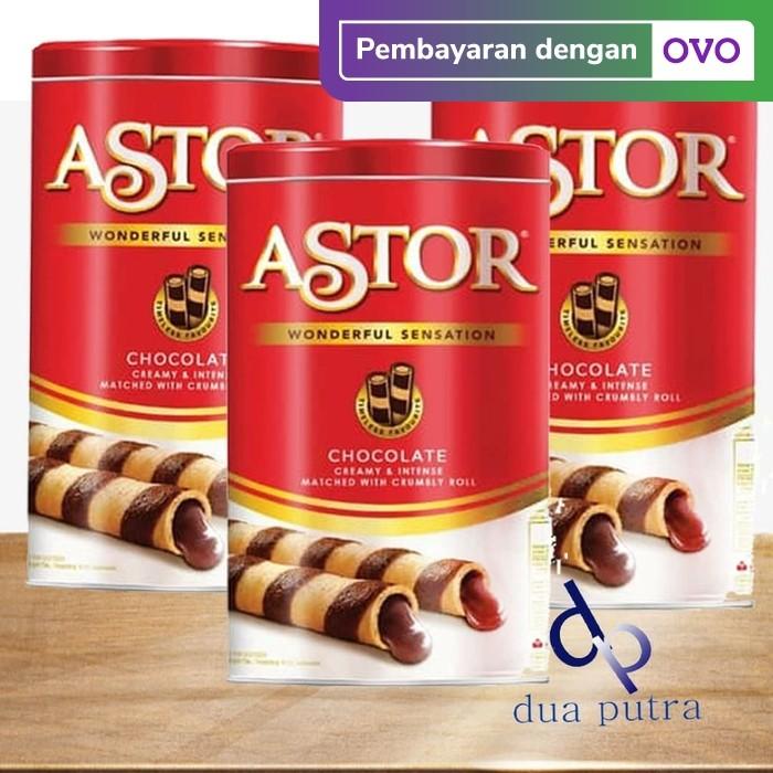 Foto Produk Astor coklat kaleng 330 gr X 3 psc dari toko dua putra