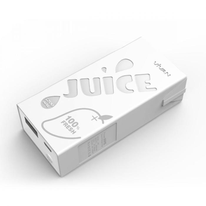 Jual Powerbank Vivan Power Juice J05 5200mAh