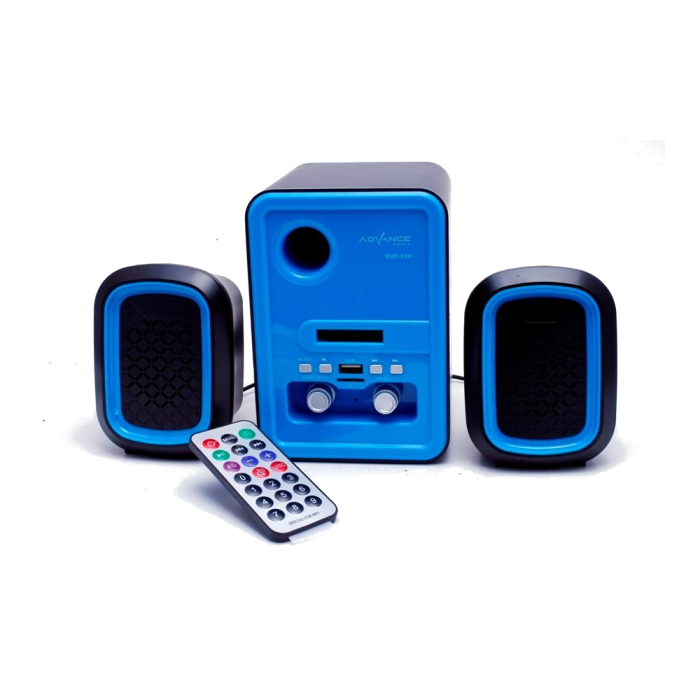 Katalog Speaker Duo 200 Advance Travelbon.com ...