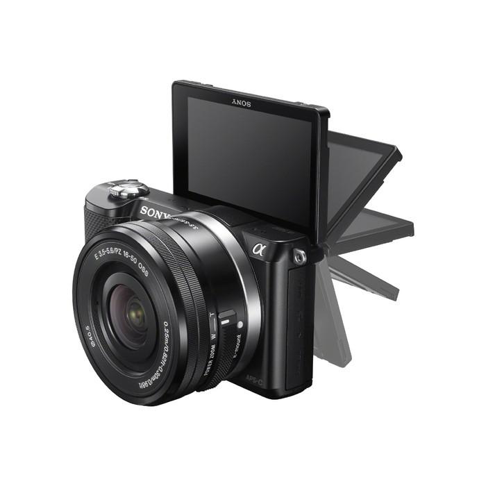 Kamera Sony A5000 6
