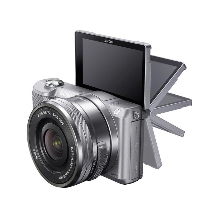 Kamera Sony A5000 7