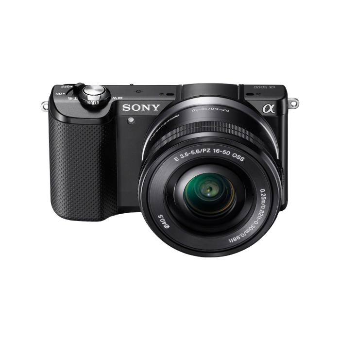 Kamera Sony A5000 5