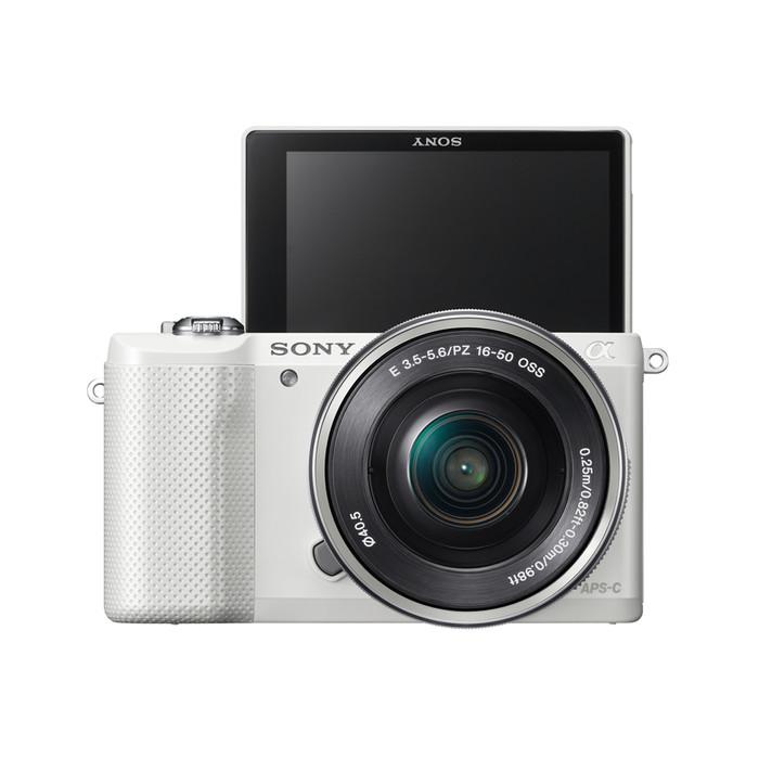 Kamera Sony A5000 4