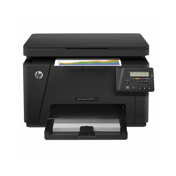 Jual Printer HP Color LaserJet Pro 100 M177FW - Jagoan ...