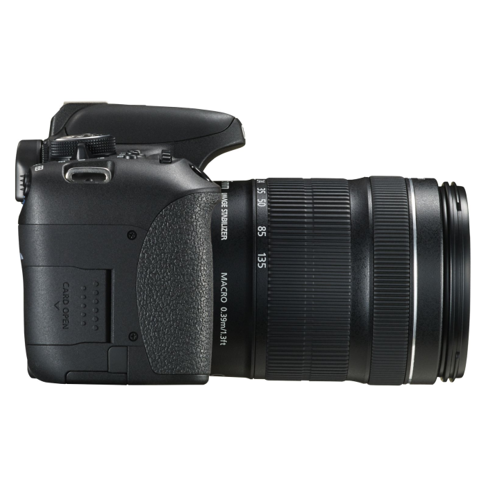 Kamera Digital SLR Canon EOS 750D Lens 18-55mm 4