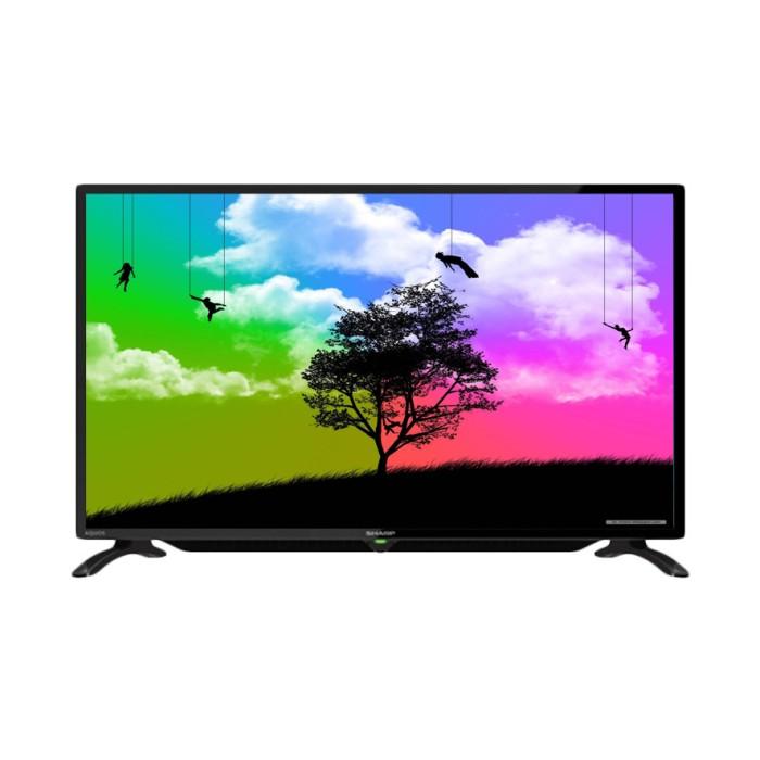 Jual Sharp 32 Inch LED TV LC 32LE180I 32LE180 Hitam