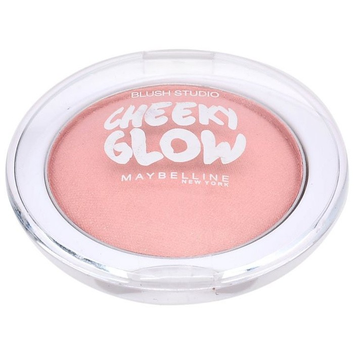 Maybelline Blush Studio Cheeky Glow - Wooden Rose - 8992304025440