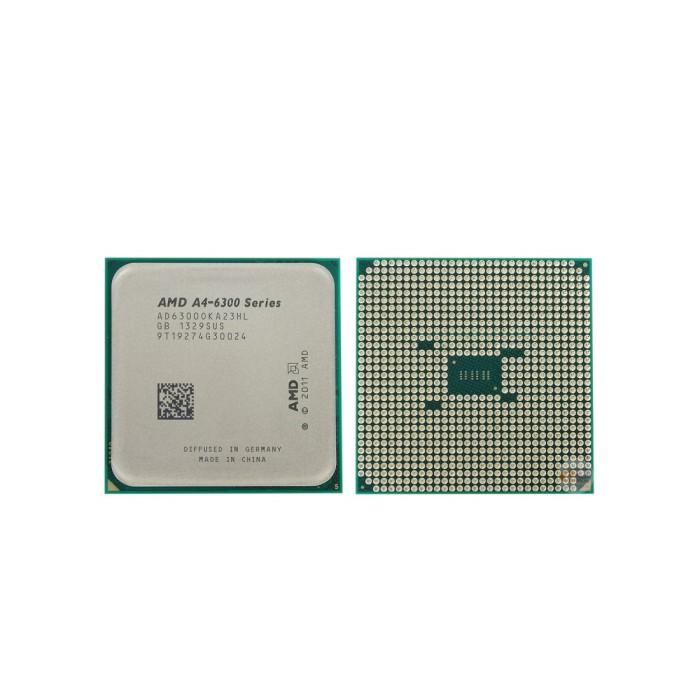 Jual AMD Richland A4 6300 Radeon HD8370D 37Ghz Cache