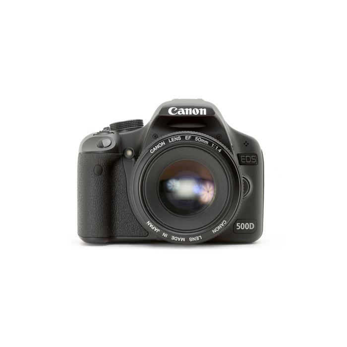 Jual Kamera DSLR Canon Eos 500D Seken Second Bekas
